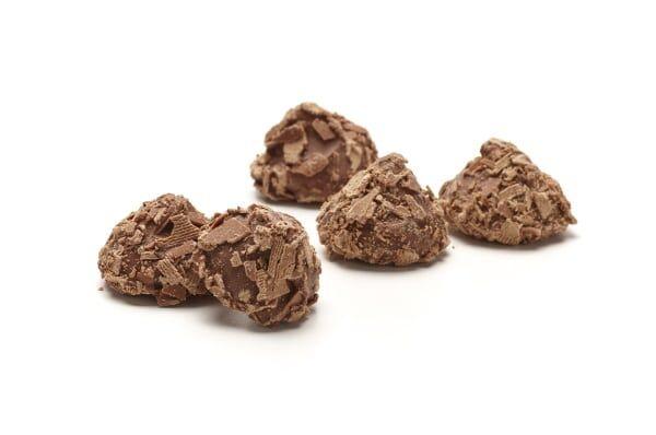 Chocolade Schilfertruffel