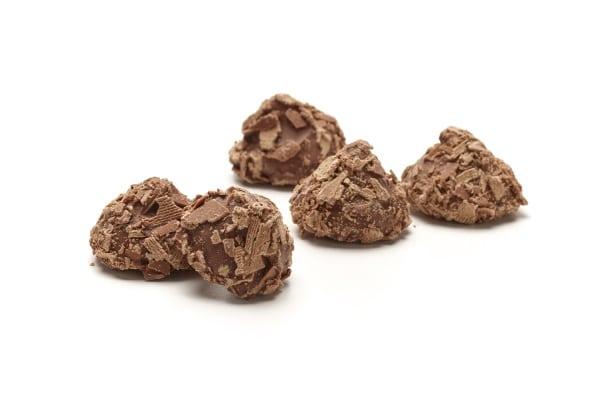 Schilfertruffels met Chocolade Vulling