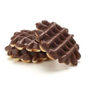 Vanillewafels Chocolade